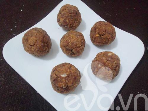 Tập làm bánh dẻo nhân đậu đỏ hạt sen 6