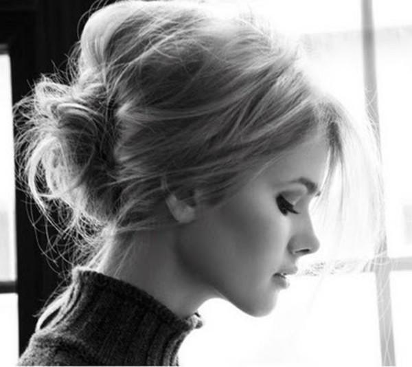 7 kiểu tóc búi, cột quyến rũ cho mùa Hè 2013 2