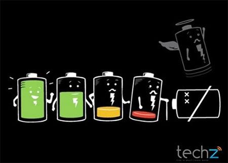 Bí quyết sử dụng pin smartphone không chai 1