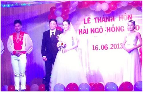 Đạo diễn Ngô Quang Hải lần đầu nói chuyện đám cưới 1