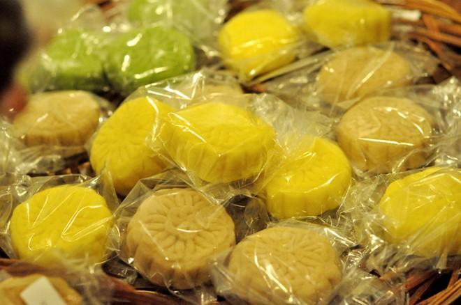 Các kiểu bánh Trung thu độc đáo ở Hà Nội 14