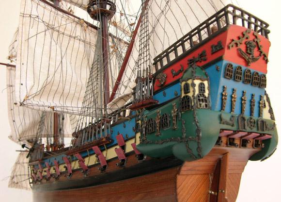 Những con tàu mang tên cướp biển khét tiếng nhất thế giới 7