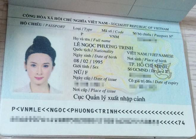 Xem ảnh, tên tuổi thật của sao Việt trên CMND và hộ chiếu 5