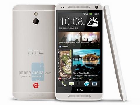 HTC ra điện thoại thông minh chụp ảnh siêu nét 2