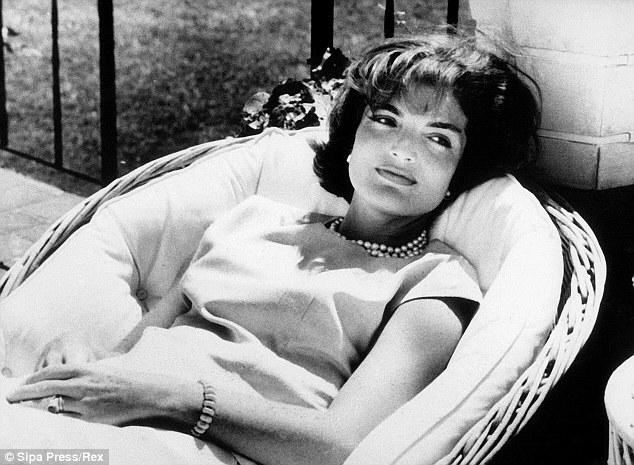 Bật mí chuyện tình ái của cựu Đệ nhất phu nhân Jackie Kennedy 1