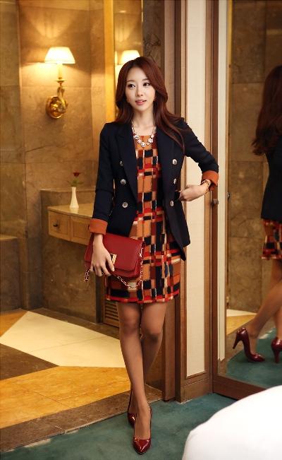 Những mẫu áo vest nữ công sở 2013 đẹp duyên dáng 17