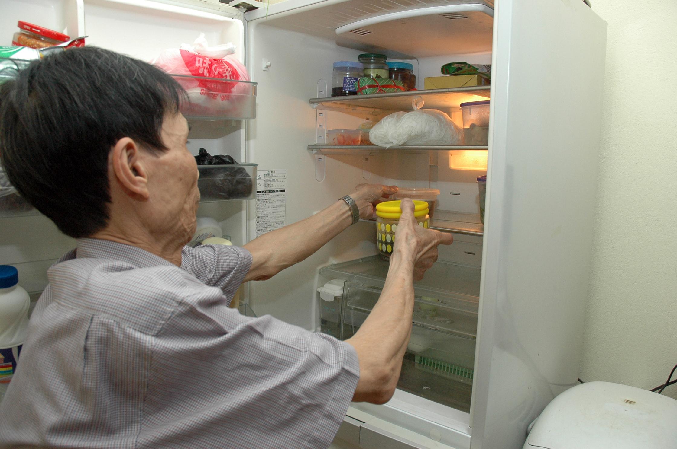 Cách sử dụng tủ lạnh ít tốn điện 1