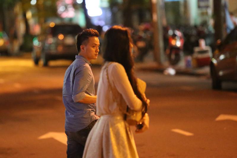 Cao Thái Sơn hẹn hò bạn gái sau nghi án gạ tình hot boy 10