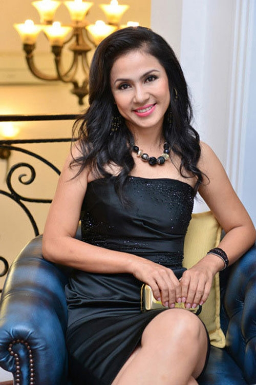 Việt Trinh: Người đàn bà đẹp tuổi 41! 5