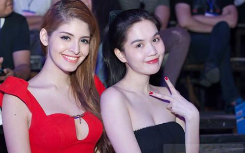 Nhan sắc Ngọc Trinh bất ngờ lu mờ trước hàng loạt mỹ nhân Việt 11