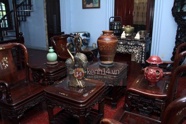 Hé lộ hình ảnh biệt thự 5000m² của gia đình Lâm Chi Khanh 11