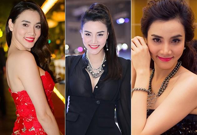 Trang điểm quá đà, mỹ nhân Việt hóa nhân vật tuồng chèo 10