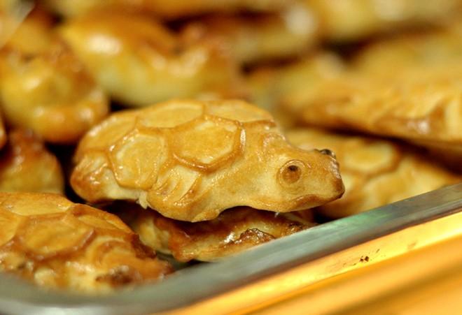 Các kiểu bánh Trung thu độc đáo ở Hà Nội 20