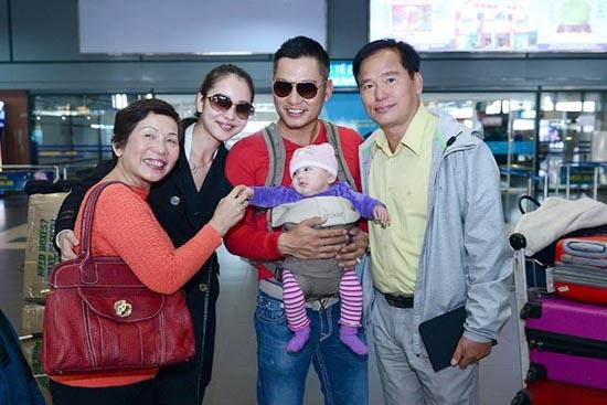 Những khoảnh khắc đặc biệt của Sao Việt và mẹ chồng 5