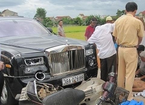 Kết luận vụ Rolls-Royce đâm chết người 1