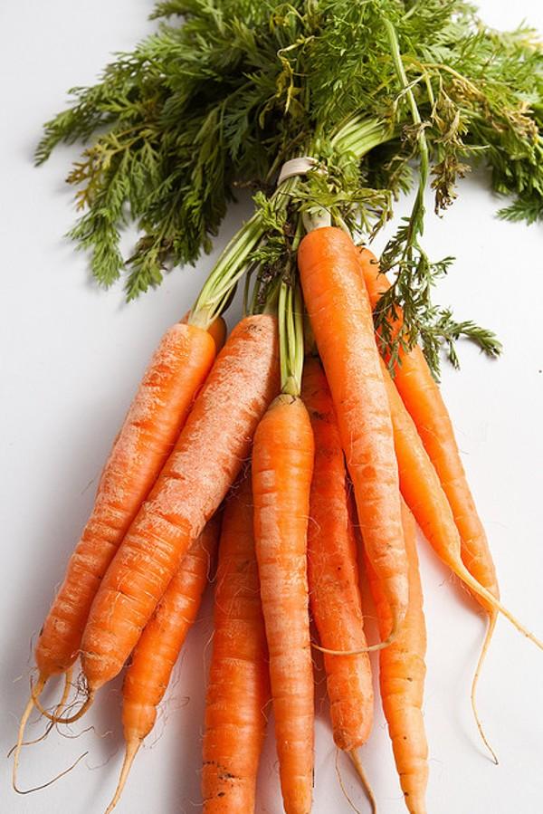 Làm đẹp da và tóc mùa thu với củ cà rốt 3