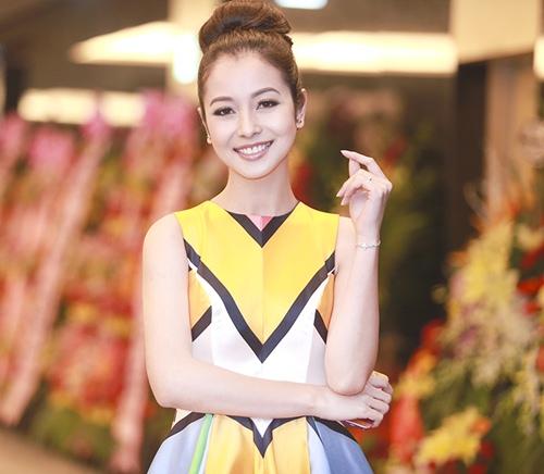 Jennifer Phạm quyến rũ hơn cả siêu sao Hàn Quốc 3