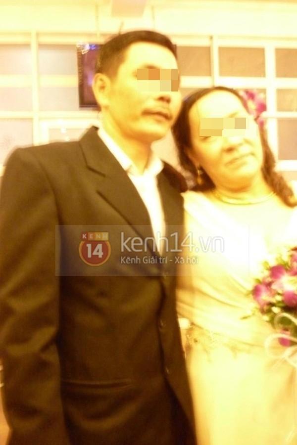 """Lộ diện hình ảnh đám cưới lạ """"cô dâu già - chú rể trẻ"""" 2"""