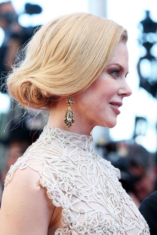 Vấn tóc đẹp như Nicole Kidman 10