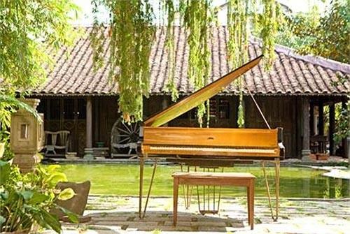 Nhà vườn, resort triệu đô của gia đình Á hậu Thiên Lý 25