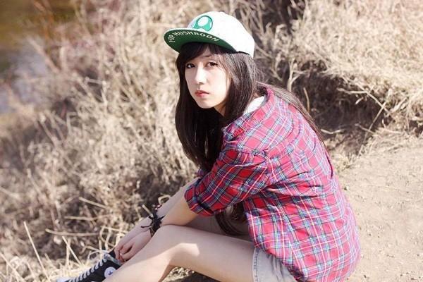 Những hot girl Việt có gương mặt đẹp không tì vết 4