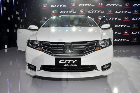 Xe nhỏ 540 triệu của Honda ra thị trường 3