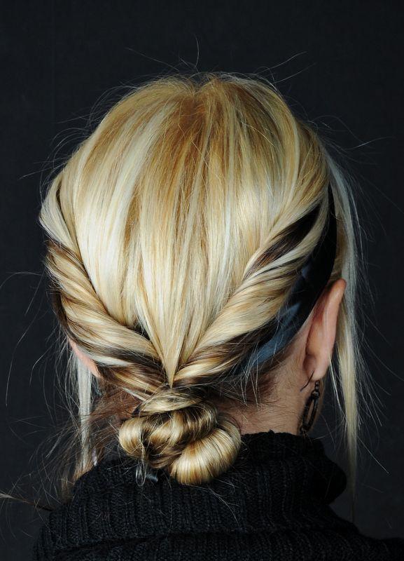 Chọn kiểu tóc nào cho những ngày mưa gió 6