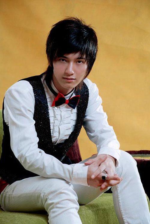 Nhan sắc sến sẩm của hot boy Việt thời mới nổi 12