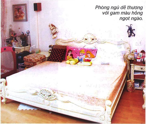 Biệt thự 150 m² của hoa hậu Đàm Lưu Ly 3