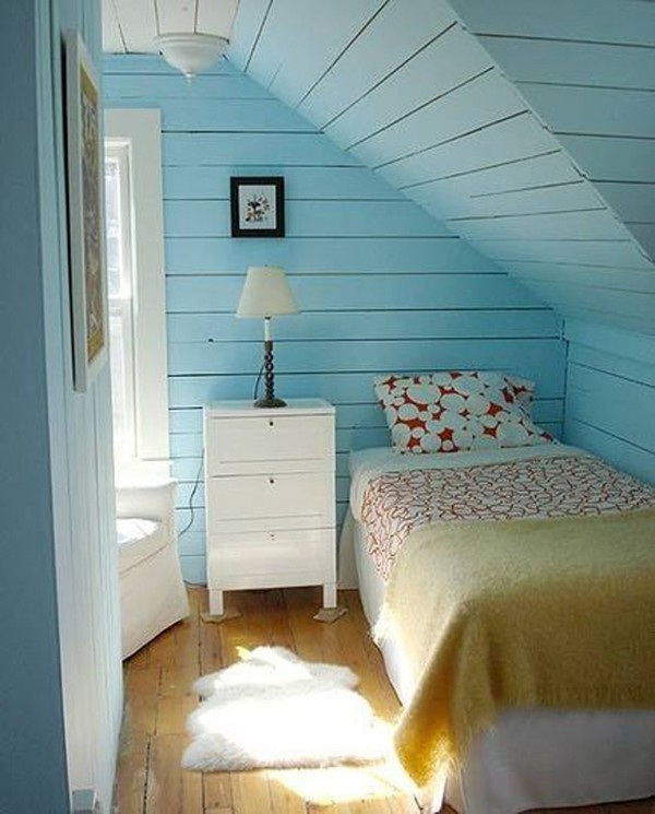 4 cách làm mới phòng ngủ nhỏ hẹp 6