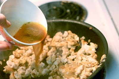 Rớt nước miếng với gà chua ngọt cuốn bánh tráng 4