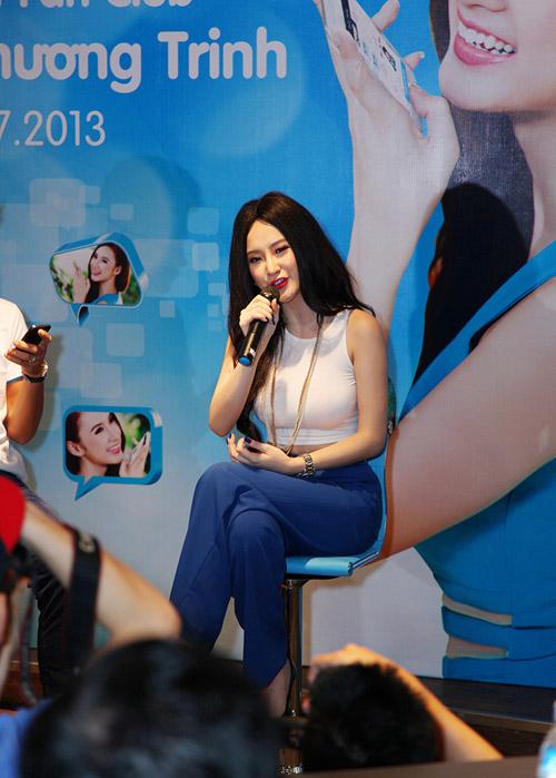 """Angela Phương Trinh: """"Biết đâu tôi sẽ là ứng cử viên Hoa hậu Việt Nam"""" 5"""