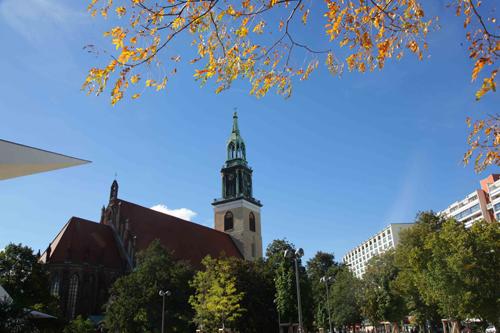 Khung cảnh sang thu tuyệt đẹp ở Đức 5