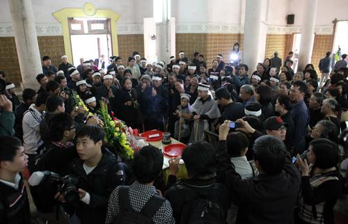 Đám tang không thi thể của nạn nhân vụ Cát Tường 6