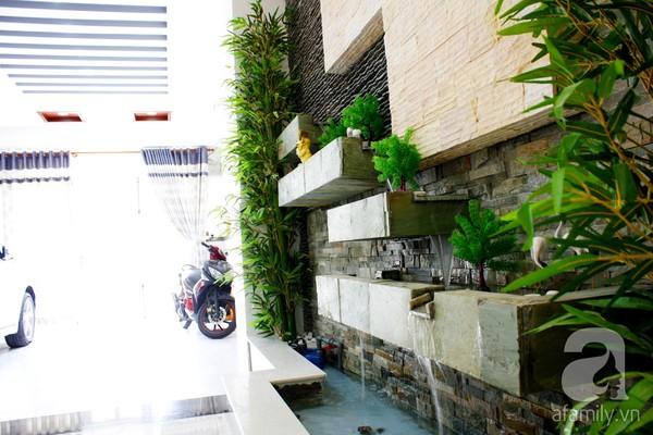 Mát mắt với ngôi nhà ngập sắc trắng tại Nhà Bè, TP Hồ Chí Minh 3