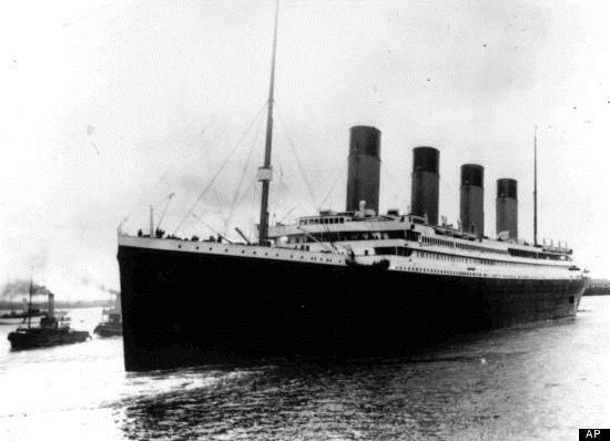 Chuyện tình đồng tính ít người biết trên tàu Titanic 1