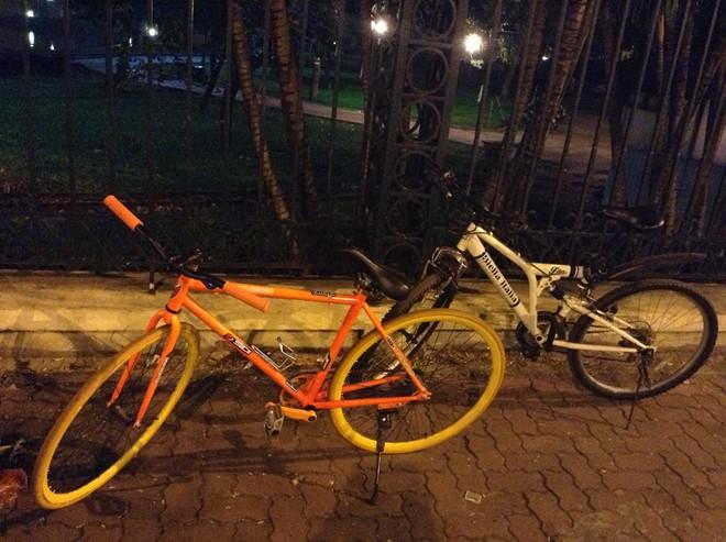 Xe đạp không phanh 'hút' khách 2