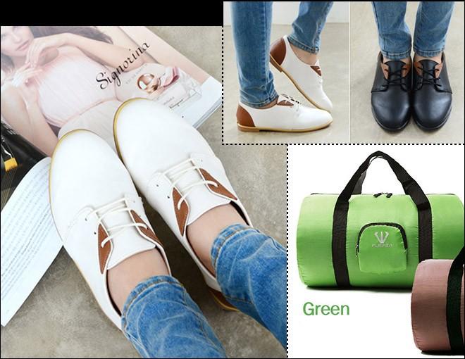 Cách phối đồ hoàn hảo giữa giày và túi 3