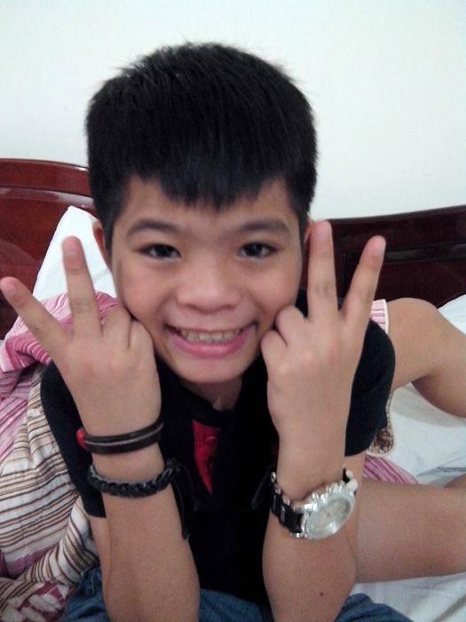 Quang Anh nói về áp lực của sự nổi tiếng 5