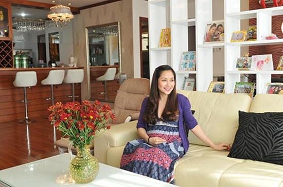 Khám phá căn hộ đáng mơ ước của hai nàng Vân nổi tiếng 2
