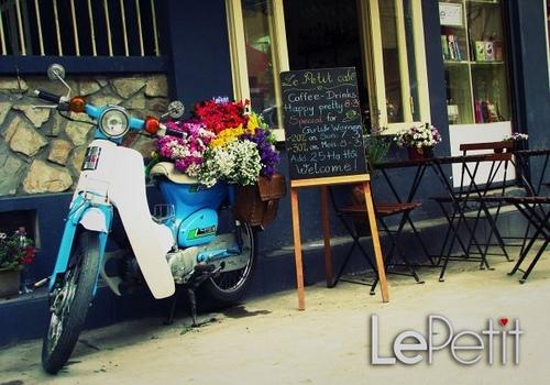 Những quán cafe phong cách vintage ở Hà Nội 14