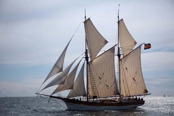 Những con tàu mang tên cướp biển khét tiếng nhất thế giới 2