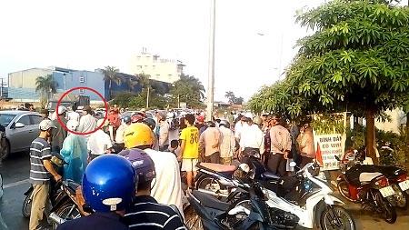 Xe gây tai nạn định bỏ chạy, hàng loạt taxi từ chối cứu người 3