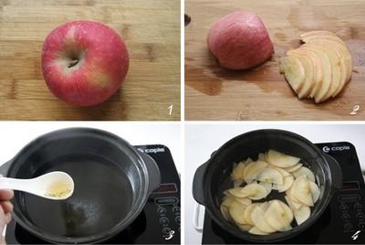 Làm bánh táo thơm ngon đẹp mắt đón thu về 3