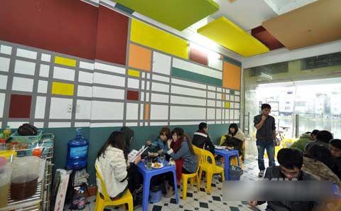 Các quán ốc Sài Gòn ngon trên đất Hà Thành 7