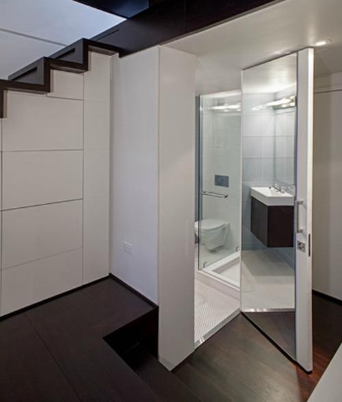 """Thiết kế tuyệt đối thông minh cho căn hộ """"bé tẹo"""" 7"""