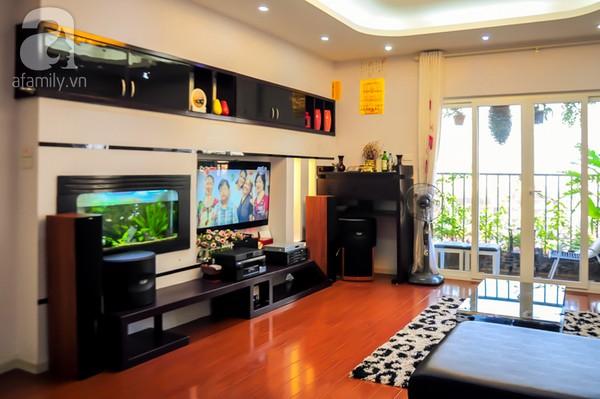 """Ngắm căn hộ """"đẹp không tì vết"""" tại Văn Khê, Hà Nội 3"""