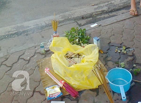 Lời kể của người phát hiện xác bé trai bị vứt trên phố Hà Nội 4