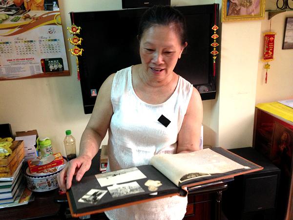 Vợ Văn Hiệp tủi thân vì người ta nói sai về chồng 2