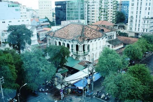 Biệt thự 100 tuổi giữa Sài Gòn được rao bán 35 triệu USD 2